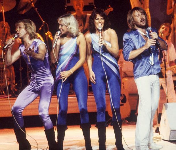ABBA zopet skupaj – 50. obletnica skupine