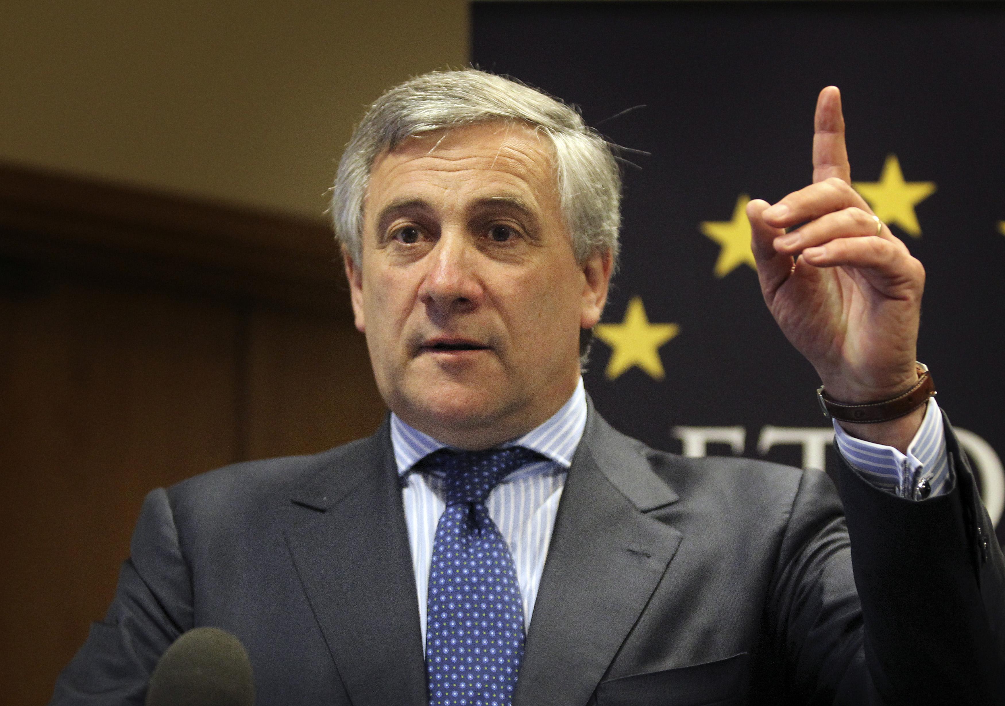 Kaj vse čaka novega predsednika Evropskega parlamenta Antoina Tajanija?