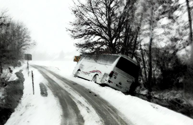 Snežne razmere: Ali država res varčuje na varnosti ljudi s podeželja?