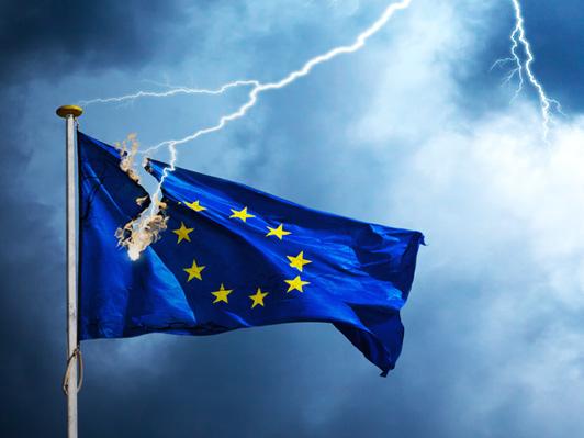 Evropa več hitrosti razburja vse razen Slovencev