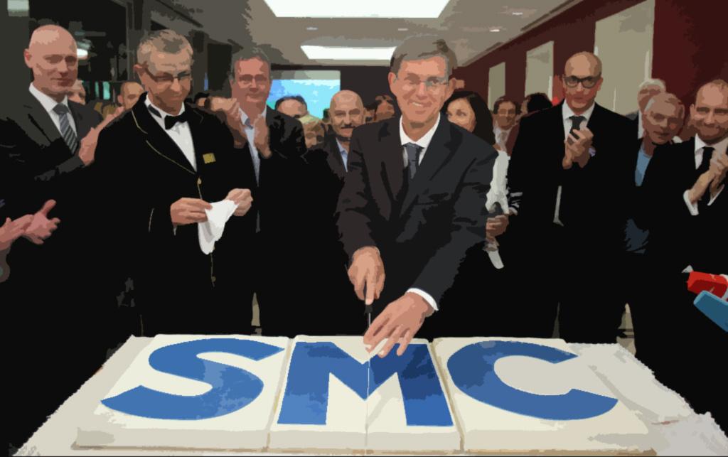 SMC z davkoplačevalskim denarjem ustvarja super gazele