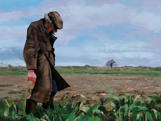 Pozeba: Obupani kmetje s prstom kažejo na Židana