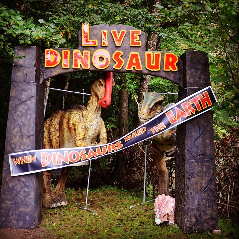 Dinozavri so moje življenje