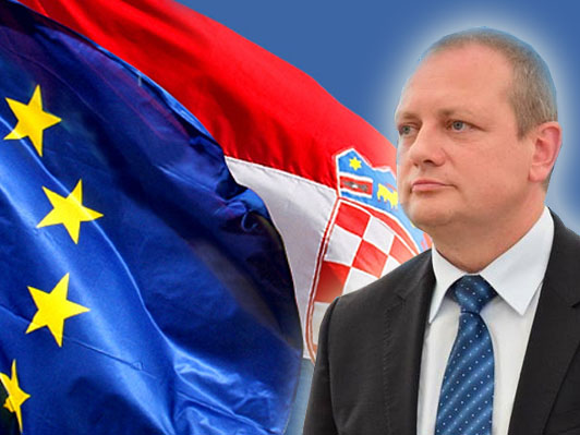 Zidanšek postavlja pod vprašaj položaj Hrvaške v EU