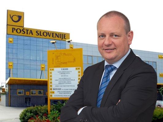 Zidanšek: Pošta Slovenije bi morala prednostno zaposlovati slovenske državljane!