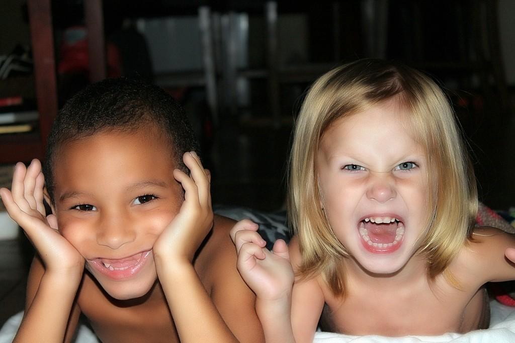 Obnašanje otrok – zakaj so otroci poredni