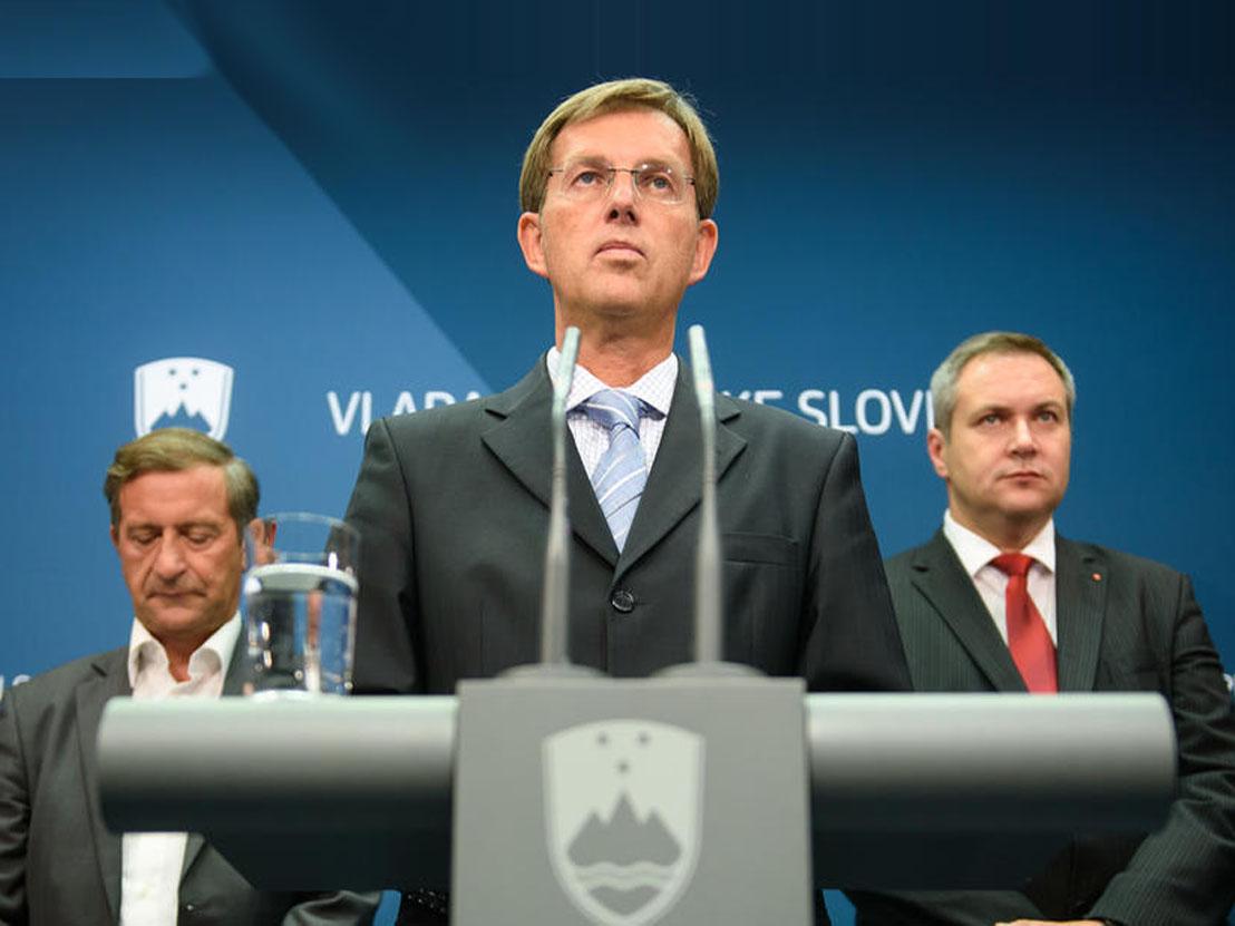Občina Zagorje ob Savi izglasovala nezaupnico Vladi RS