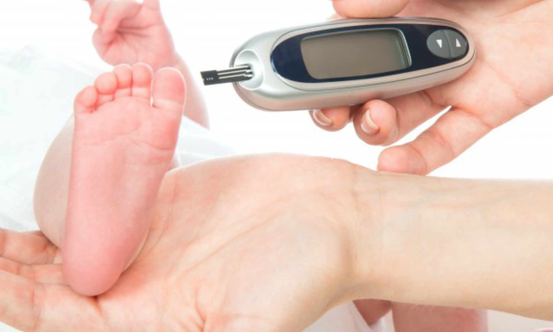 Otroci in sladkorna bolezen