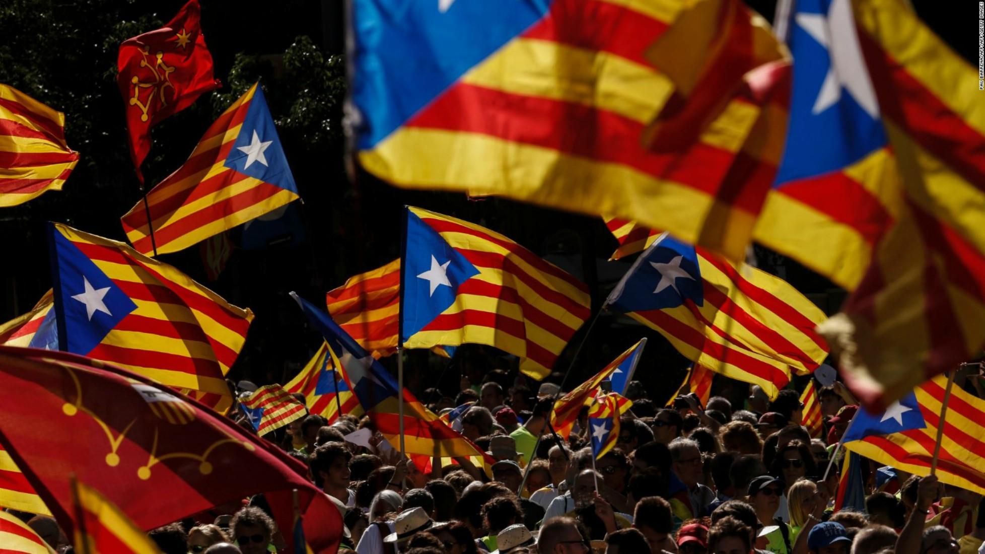 SLS prva pozvala k priznanju neodvisnosti Katalonije