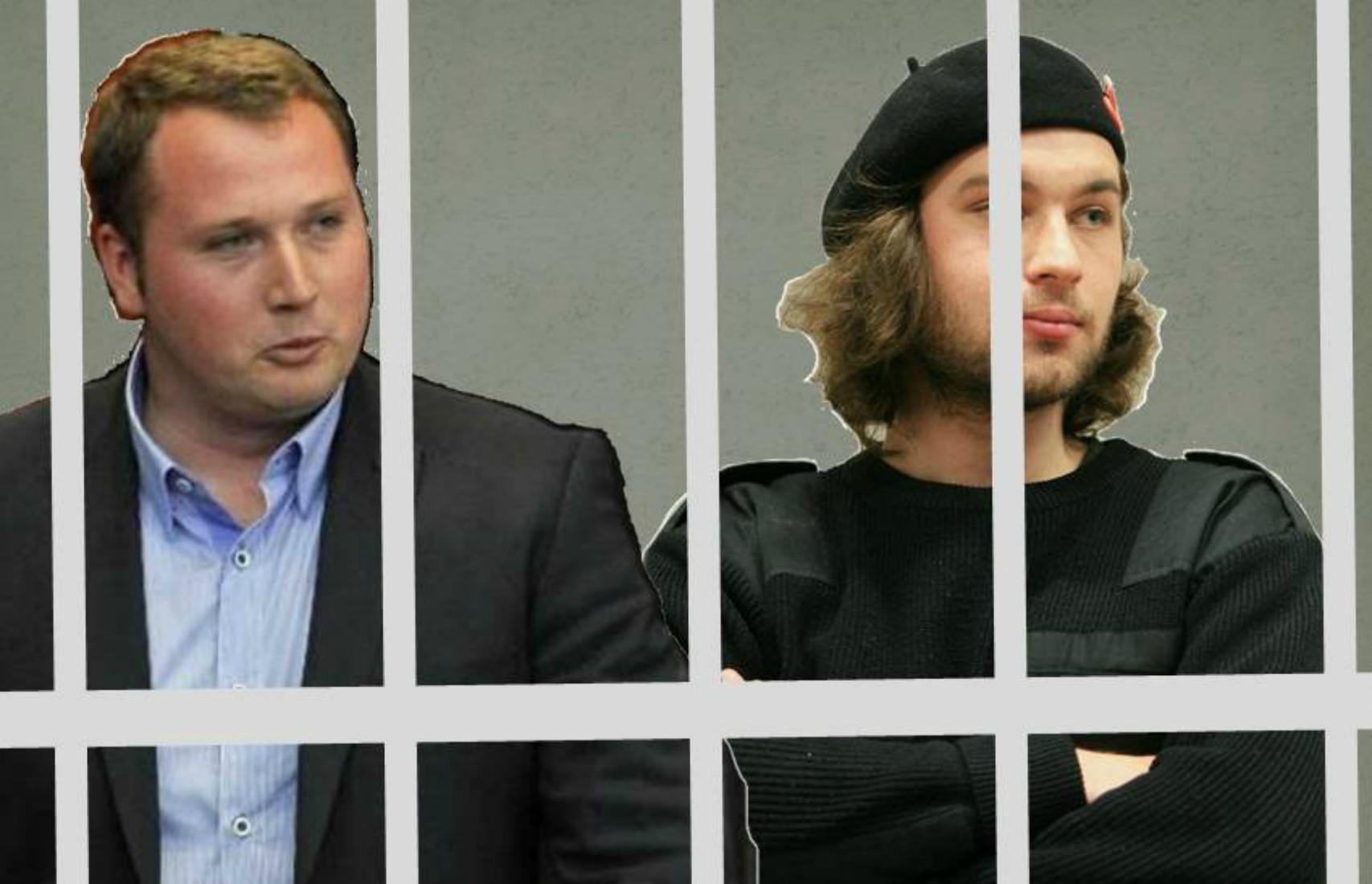 Mihael Letonje kazensko ovadil poslanca Škoberneta in Kordiša