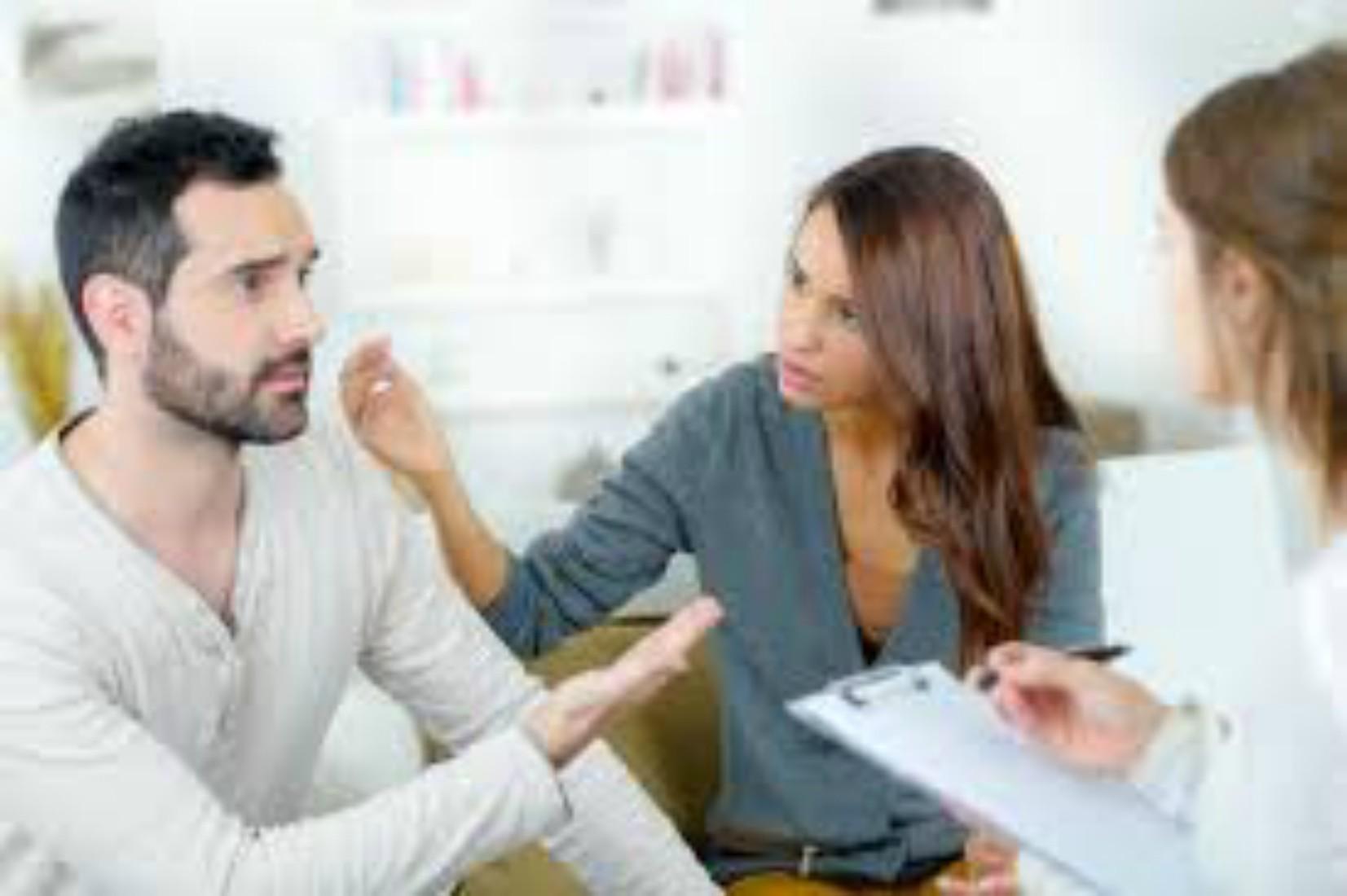 Alfa Samec: Ko te žena zvleče k psihoterapevtu