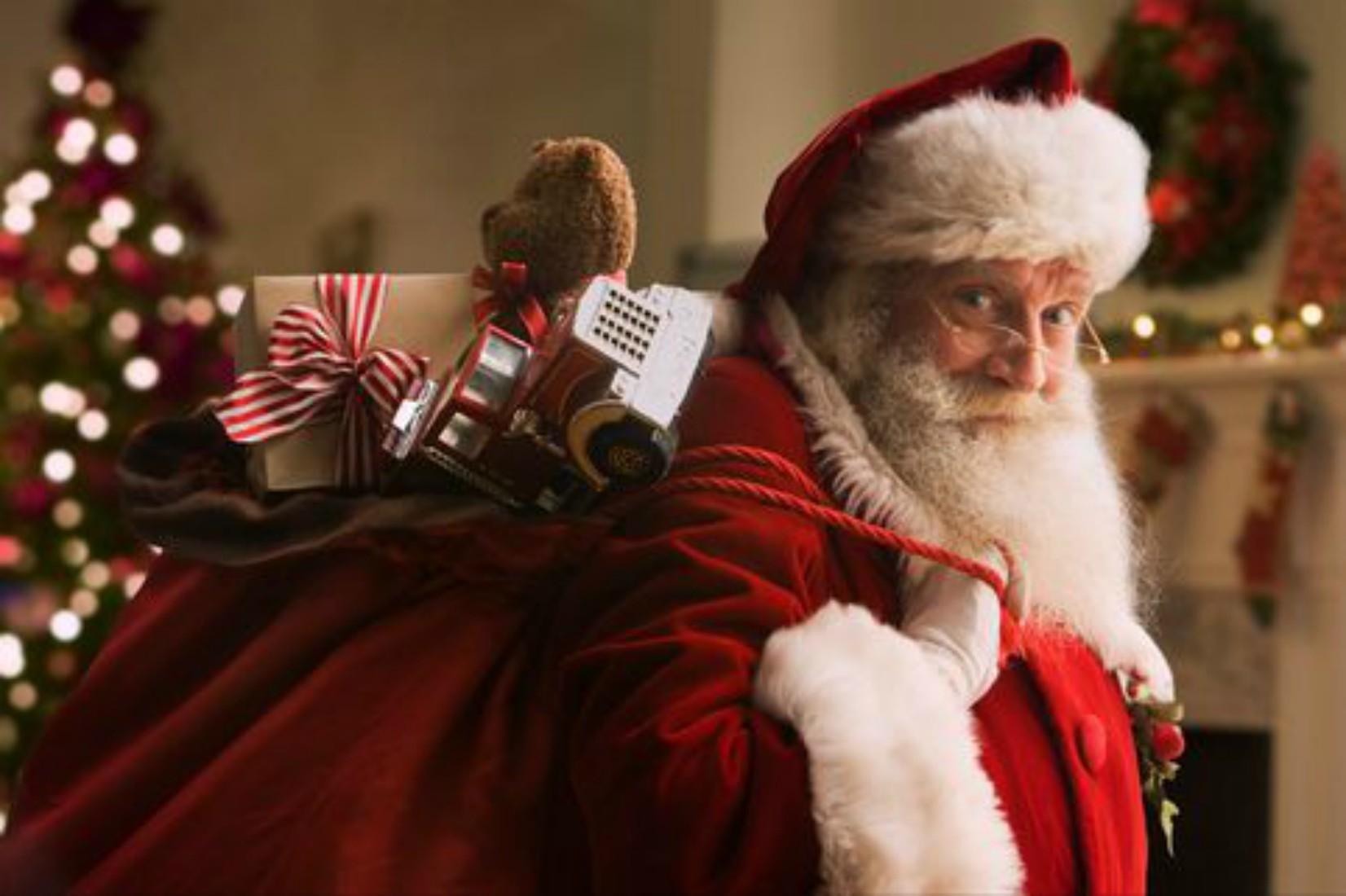 Božič nekoč in danes