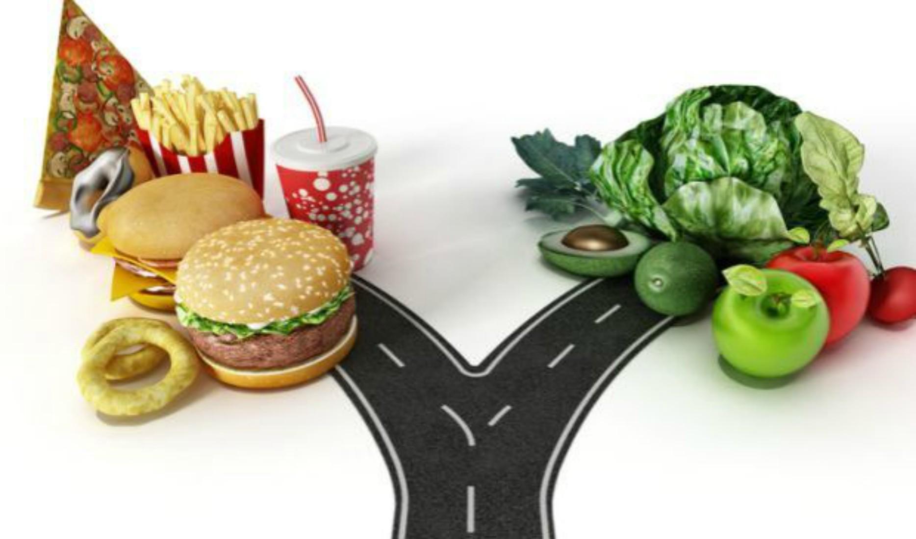 Z zdravo prehrano do zdravega telesa