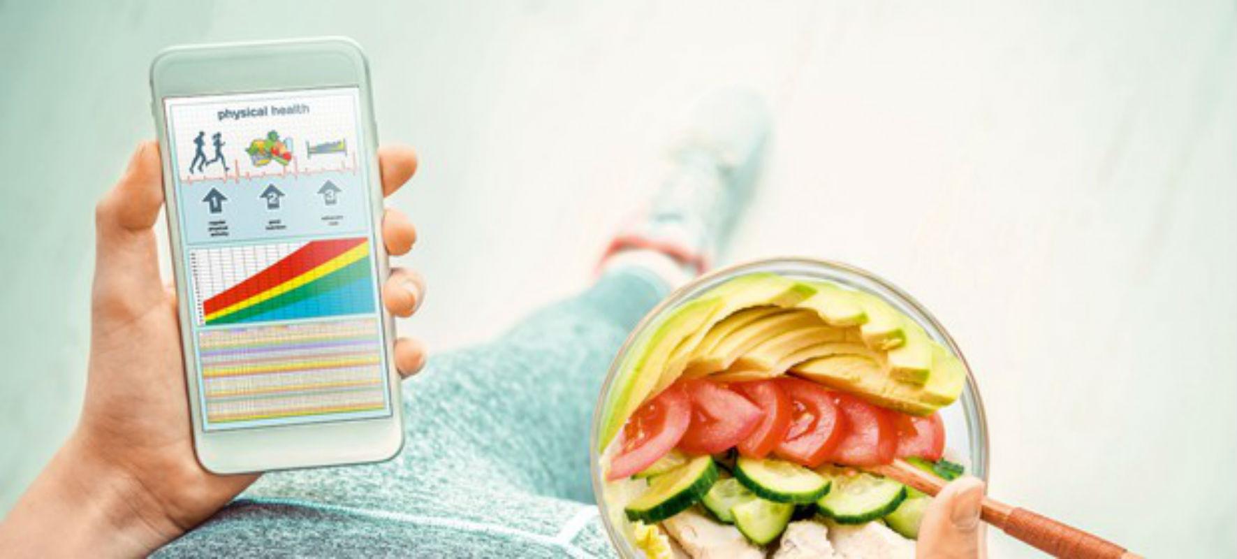 Zdrav življenjski slog s pomočjo aplikacije?
