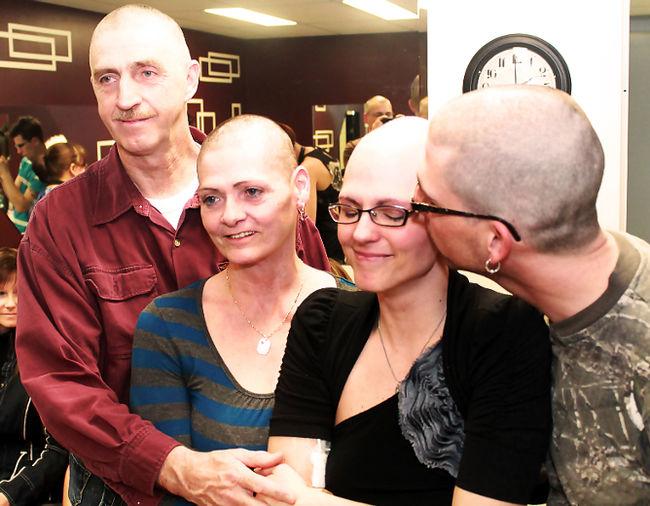 Rak prizadene celotno družino