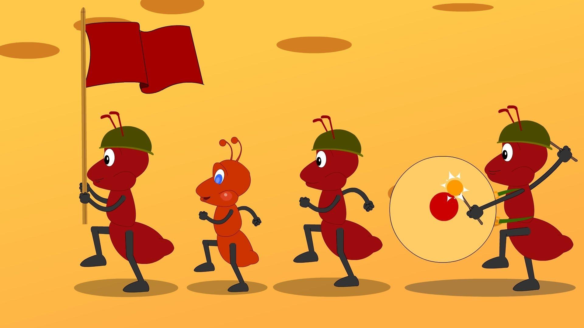 Kako se znebiti mravelj v hiši?