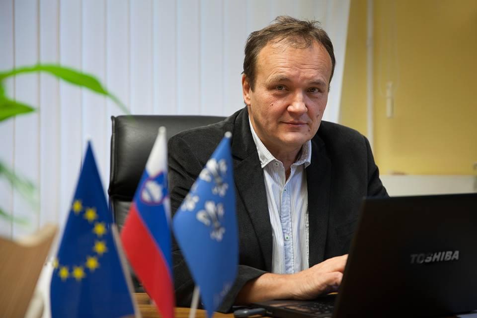 Poslanski kandidat SLS Franc Zdolšek: država mora ljudem pomagati, ne pa jim povzročati dodatne zagate