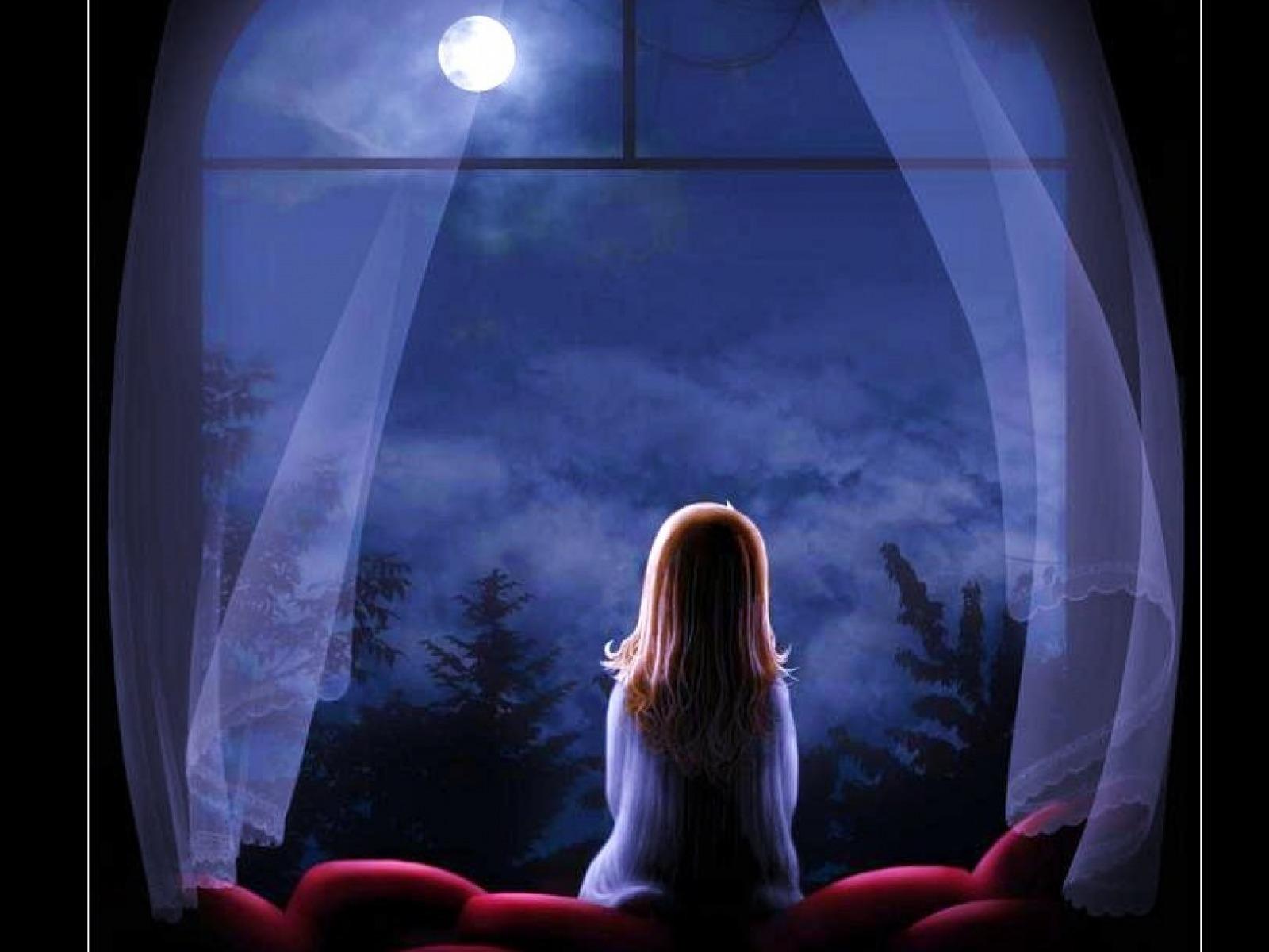 Slovenski ljudski običaji: Luna zaveznica ljudem