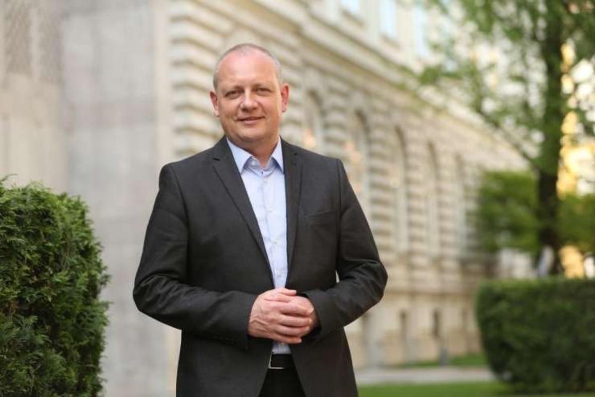 Nekdanji Šrotov zaveznik Zidanšek napovedal kandidaturo za župana