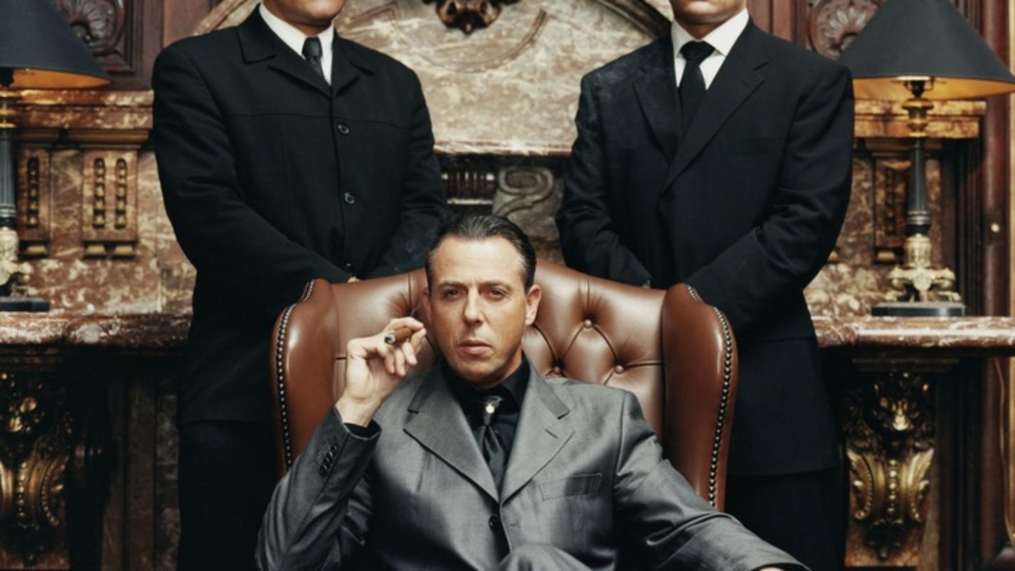 Italijanski in ukrajinski mafijaš