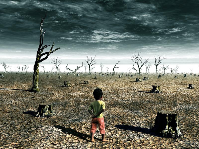 Zaradi podnebnih sprememb se bo migracijski pritisk močno povečal