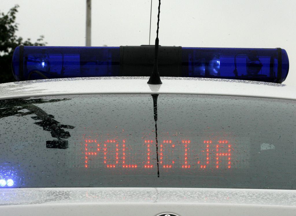 Šala dneva: Policaj in srečna pot