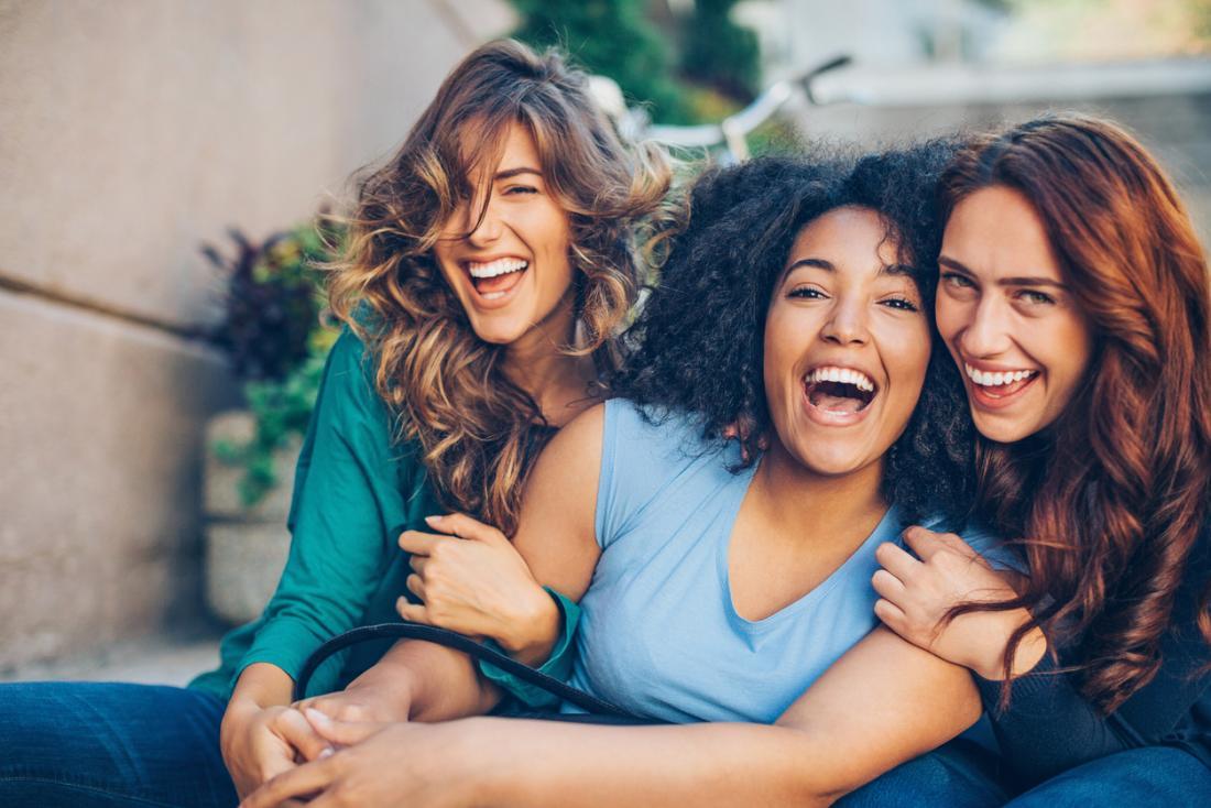 Šala dneva: Razlika med ženskimi in moškimi prijatelji …