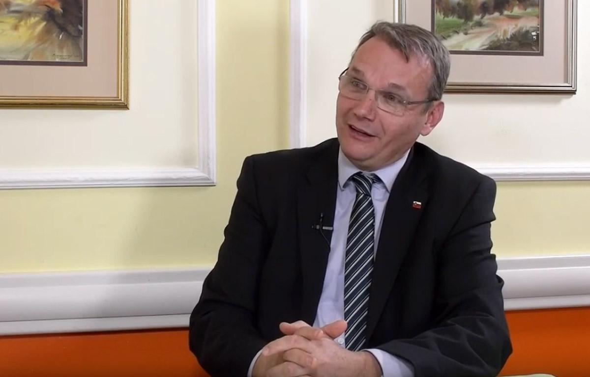 Video intervju – Marjan Podobnik: Slovenci imamo dovolj razlogov za optimizem