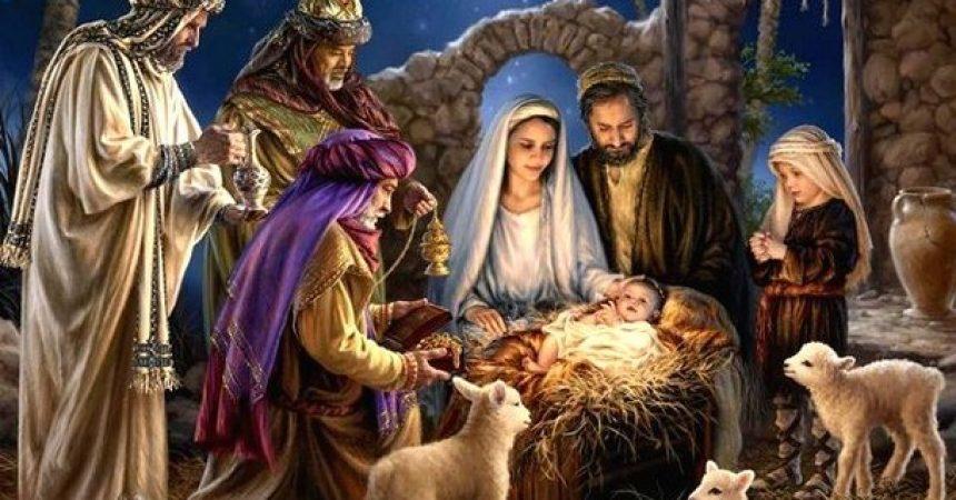 Slovenski ljudski običaji: Kdaj bi morali pospraviti božično drevesce in jaslice?
