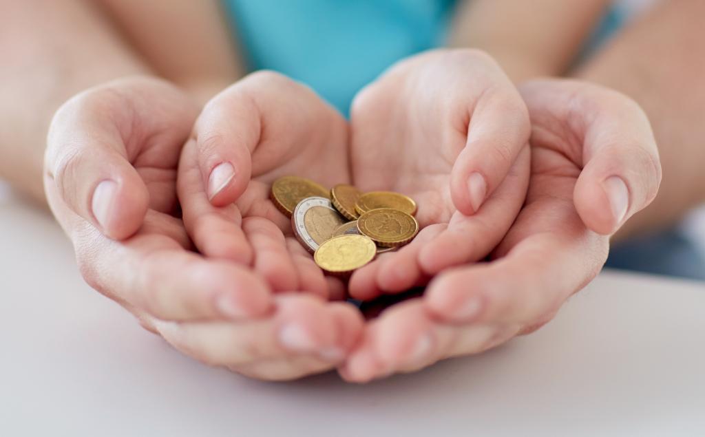 Izplačilo socialnih transferjev – APRIL