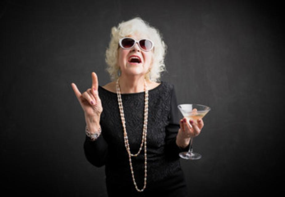 Šala dneva: Babica