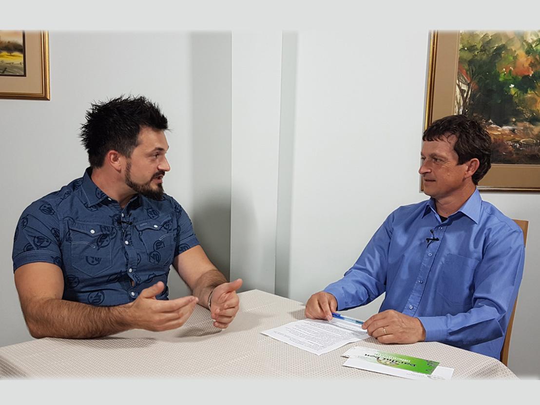[Video intervju] Primož Jelševar: Oče me je naučil, da moram poslušati vse, odločati pa moram sam.