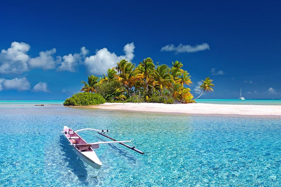 Šala dneva: Na samotnem otoku