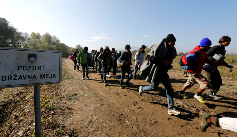 [Migrantska kriza]: Podobnik predlaga rešitev po vzoru Madžarske