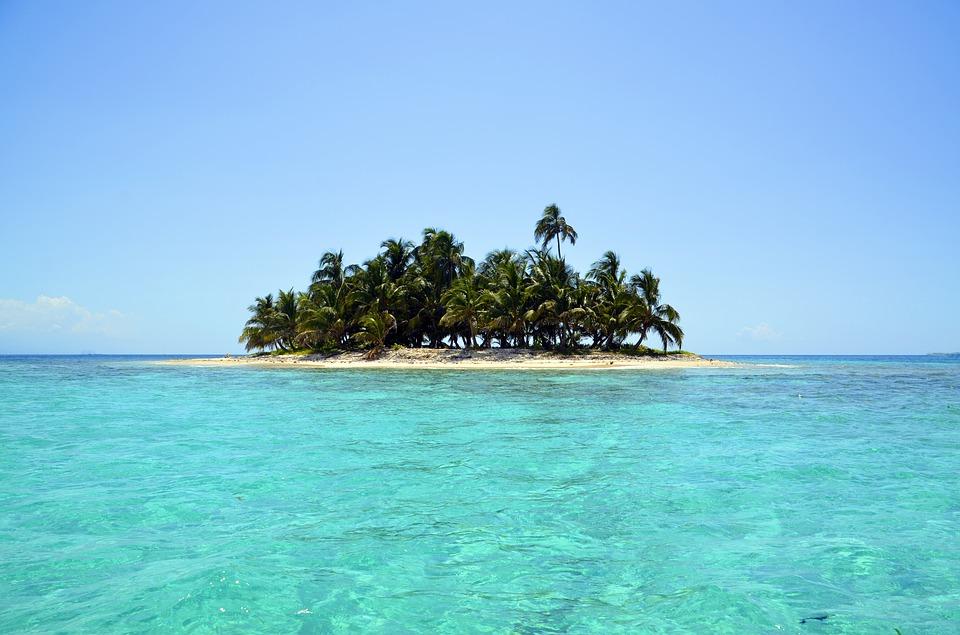 Šala dneva: 3 blondinci na samotnem otoku