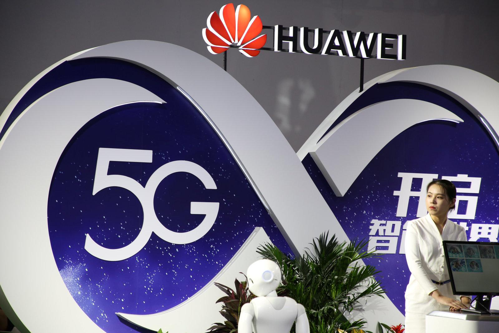 Trgovinska vojna proti gradnji 5G: telekomunikacijski gigant Huawei kljubuje ZDA