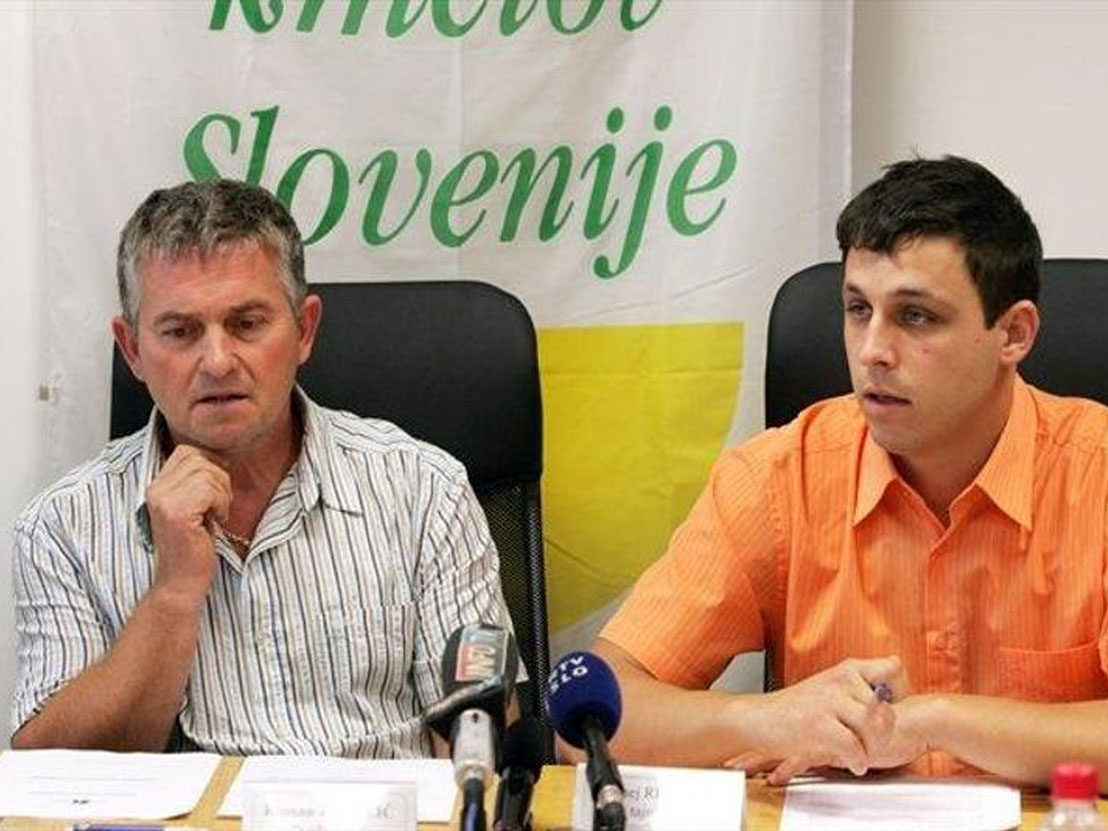 EKSKLUZIVNO! Sindikat kmetov Slovenije v soboto pripravlja velik protest zaradi napadov volkov