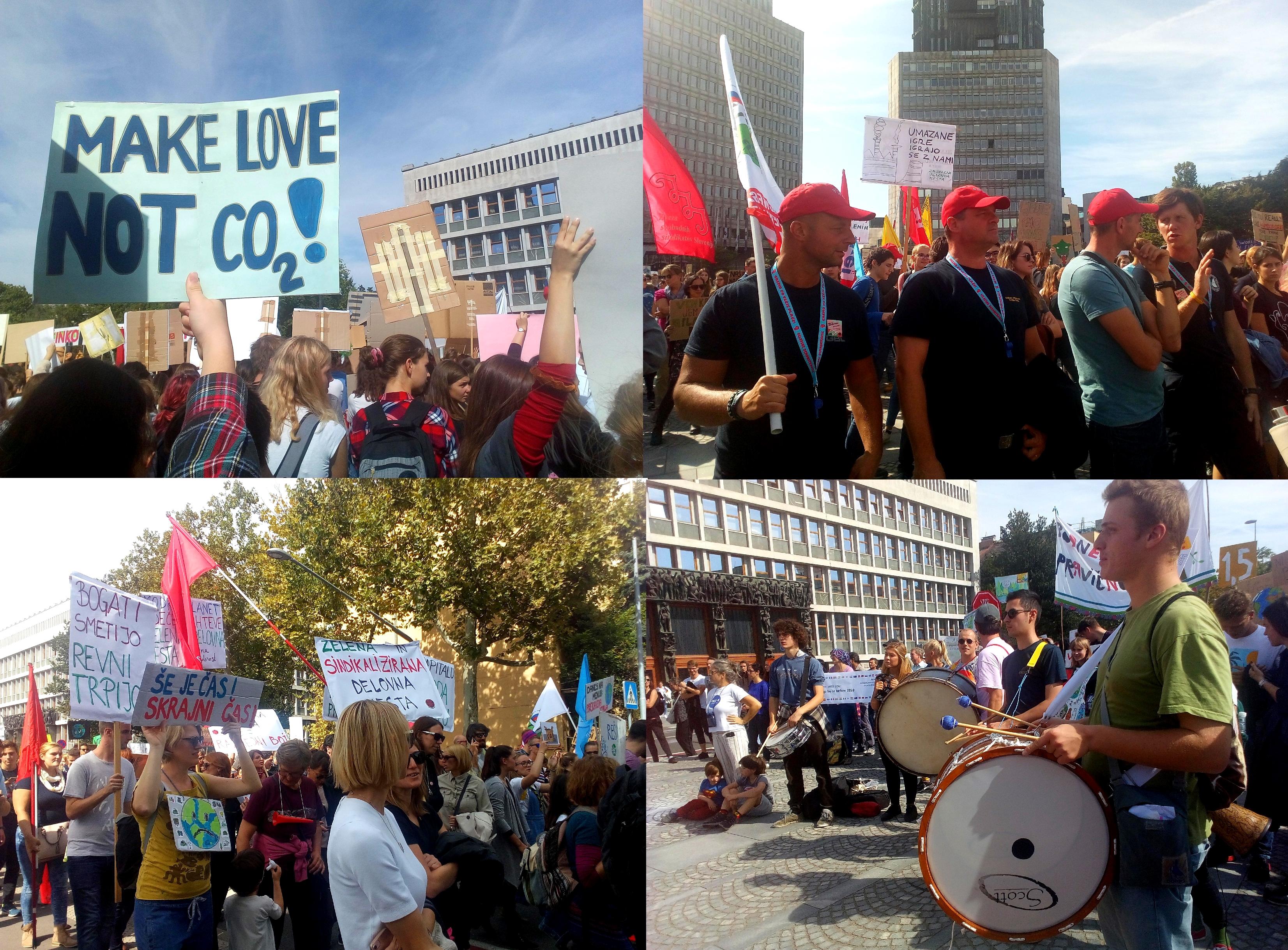 Ni planeta B – Vseslovenski podnebni štrajk