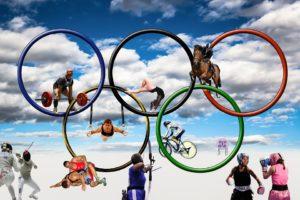 Šala dneva: Olimpijske igre