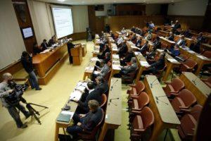Državni svet izglasoval veta o zakonu o izbrisih v bankah in študentskem delu