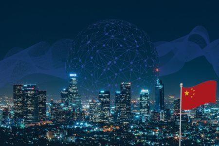 Kitajsko sprejetje Blockchain tehnologije je mnogim zadalo »brco v rit«