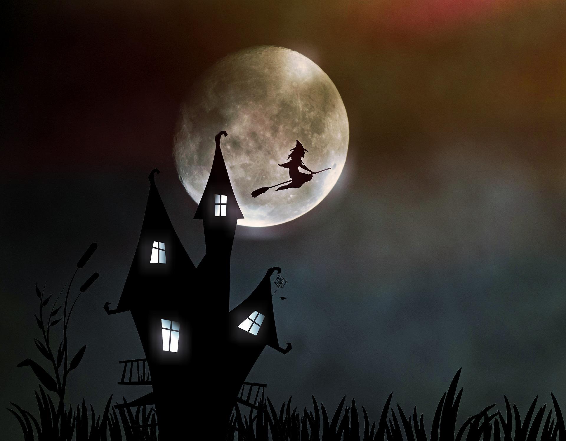 Čarovnic noč ima svojo moč!