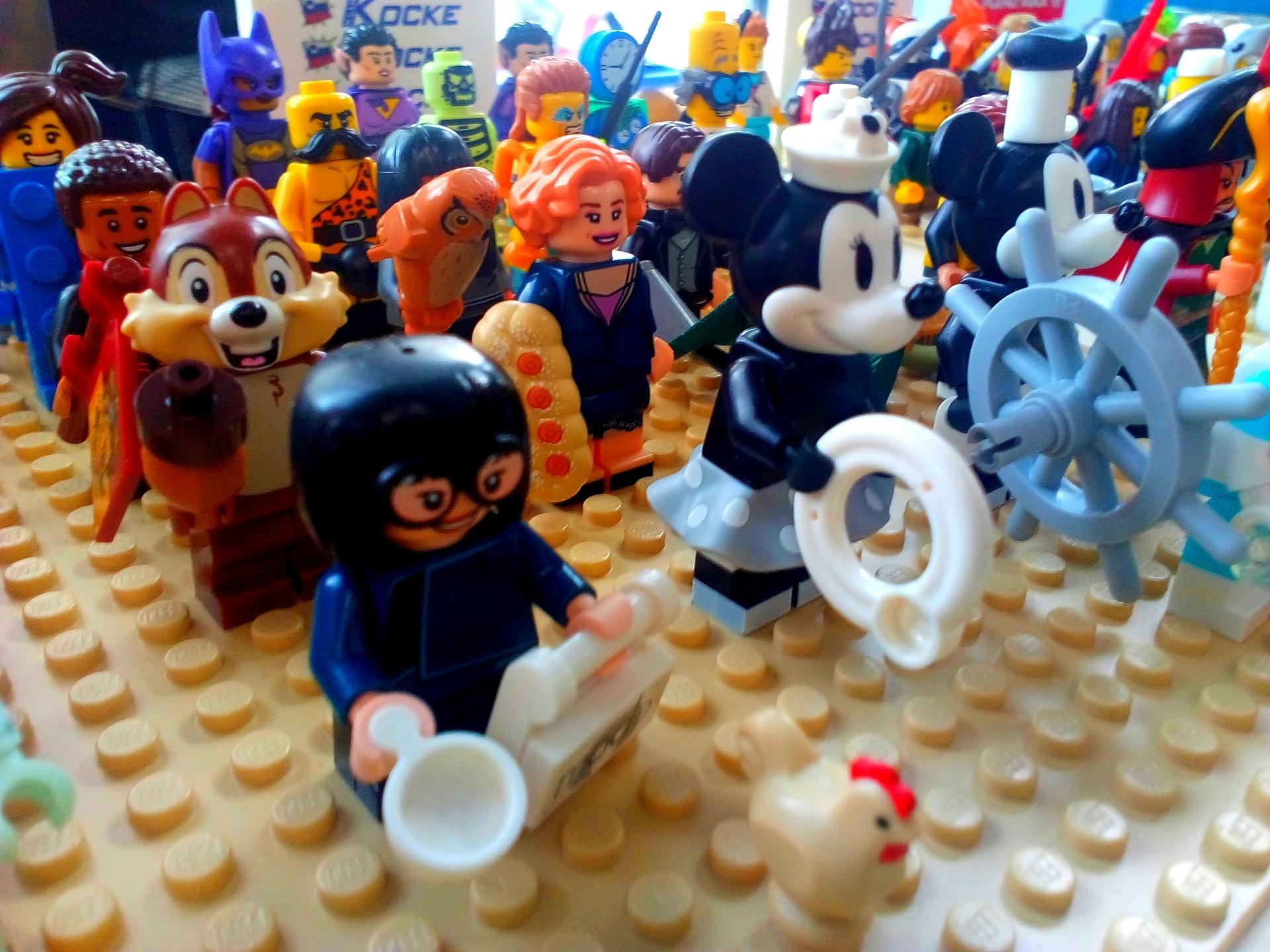 Tudi Slovenija ima LEGO umetnike!