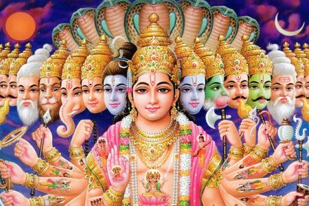 Hinduizem – človekov poizkus samoodrešenja