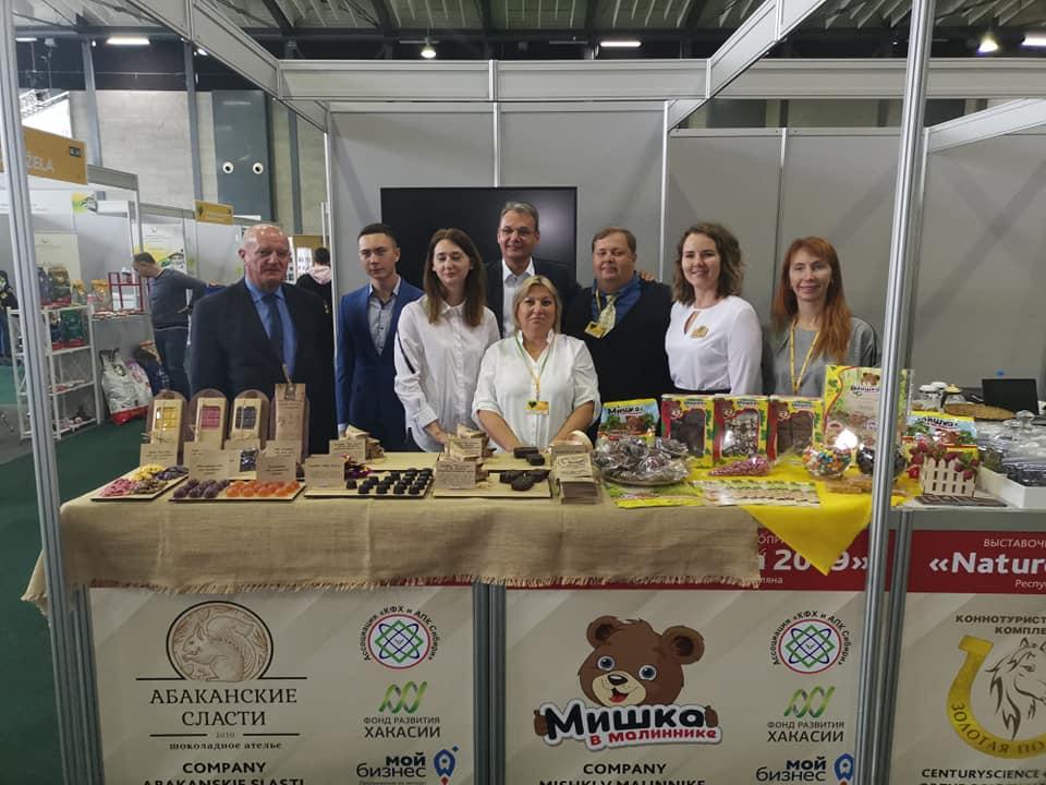 Iz Zadružne zveze Krestʹjanskih (fermerskih) hozjajstv i organizacij agropromyšlennogo kompleksa Sibiri: Slovenija je pomemben korak za preboj v Evropo