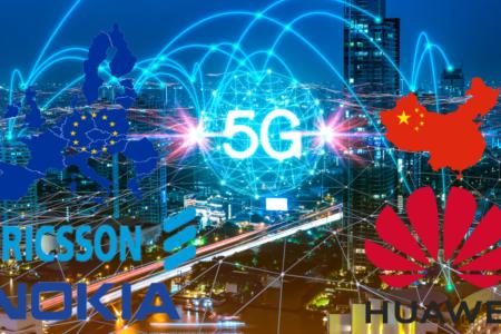 Bo EU zaradi Huaweijeve grožnje združila Nokio in Ericsson?
