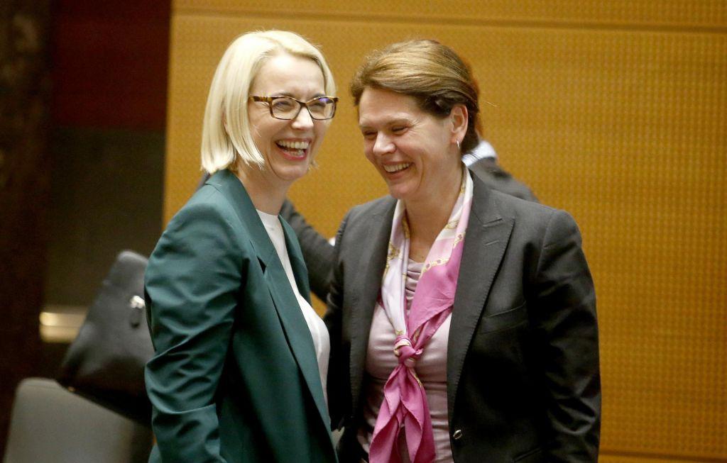 Drame je konec: Angelika Mlinar je nova ministrica