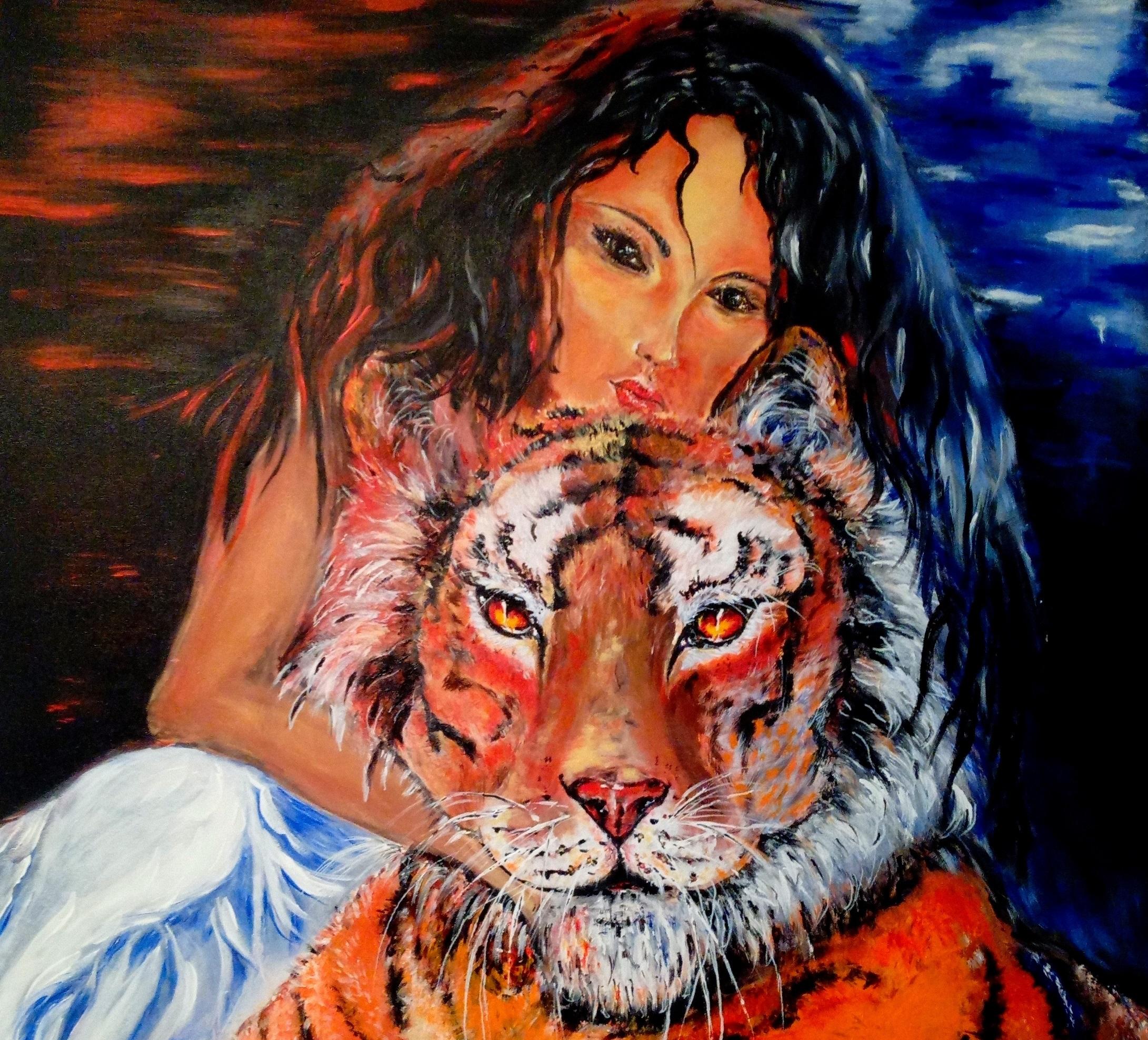 Med slikarstvom in ribičijo: Portret slikarke Dragice Zupanc