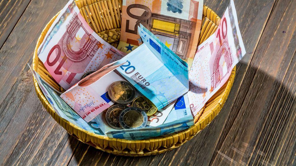 Od kdaj se v (C)cerkvi pobira denar?