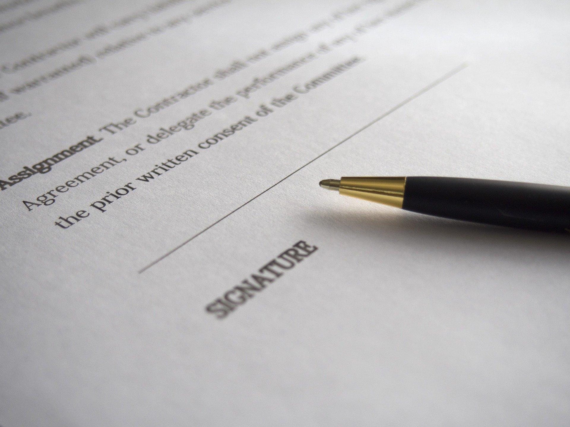 Na kakšen način se lahko sklene pogodba o delu?